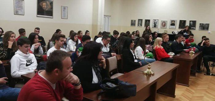 Proslava godišnjice rođenja Petra II Petrovića Njegoša